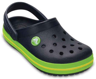 Crocs »Crocband Clog« Clog mit kontrastfarbenen Akzenten