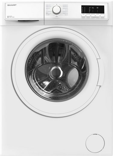 Sharp Waschmaschine ES-HFA6122WD-DE, 6 kg, 1200 U/min