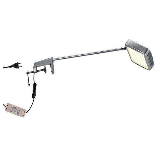 click-licht Bild »LED Displayleuchte in Silber 13W 1150lm 3000K«, Display & Bilderleuchten