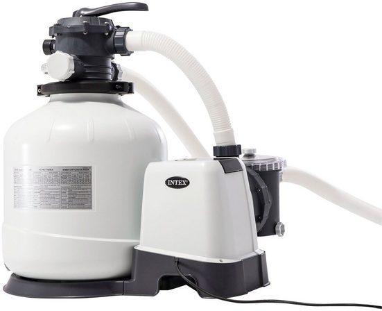 STEINBACH Sandfilteranlage »Krystal Clear® SF60220-2«, für Pools bis 42.000 l Wasserinhalt
