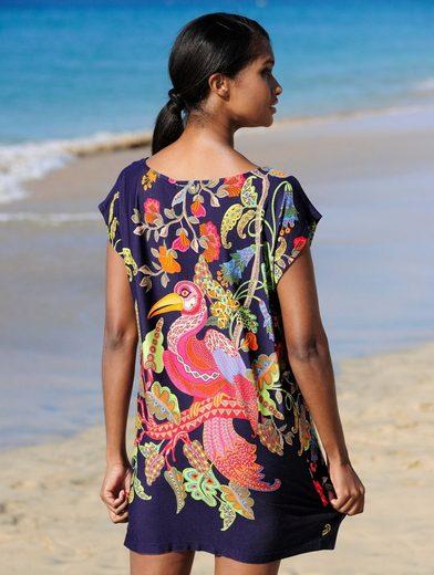 Alba Moda Shirt mit Vogelmotiv