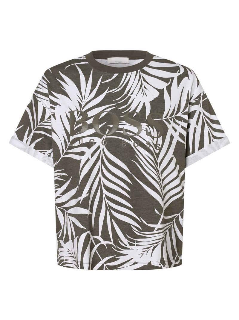 Boss T-Shirt »C_EvinaPrint_Active«