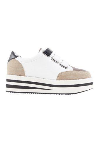 heine Sneaker su Plateau-Sohle