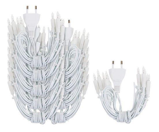 HobbyFun Lichterkette »10er«, ohne Schalter 10 Stück