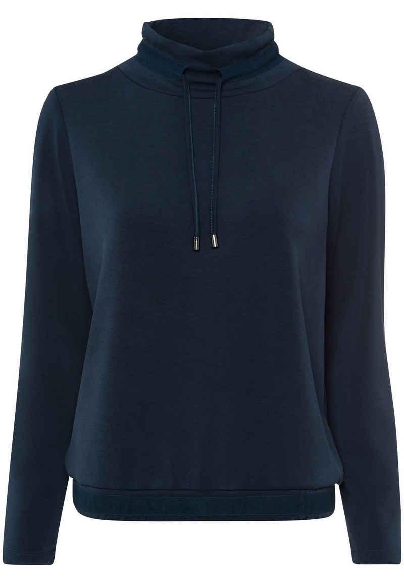 Zero Sweatshirt »mit Stehkragen« weiteres Detail