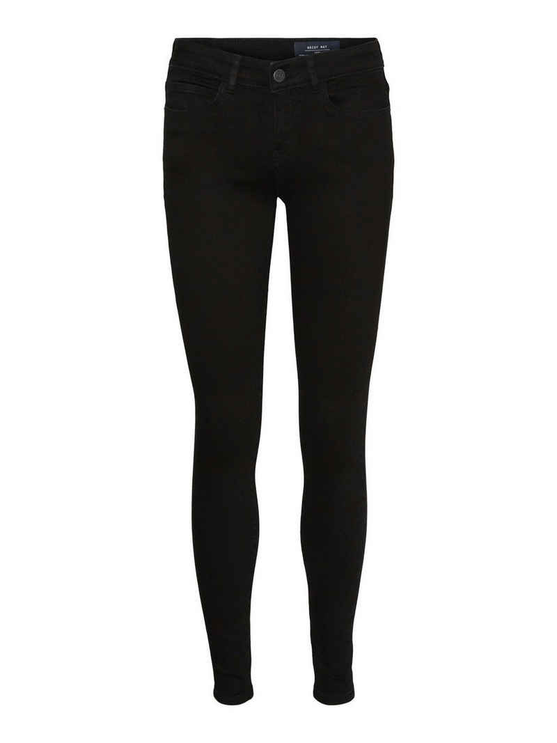Noisy may Skinny-fit-Jeans »LUCY« Jeanshose mit Stretchanteil