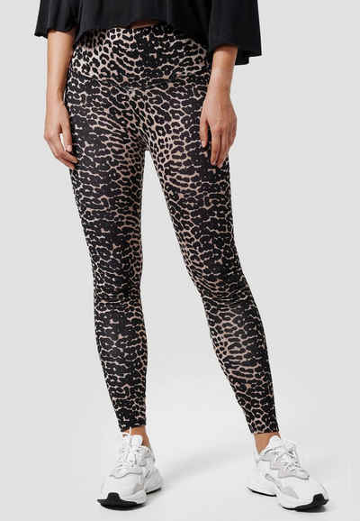 Cotton Candy Leggings »SADE« mit Leopardenmuster