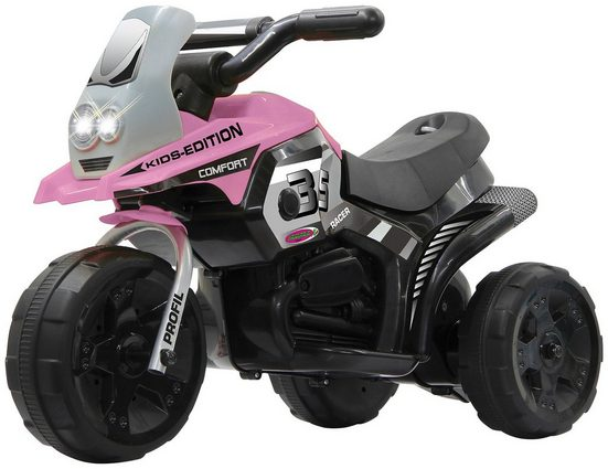 Jamara Elektro-Kindertrike »Racer«, Belastbarkeit 30 kg, für Kinder ab 3 Jahre, 6 V