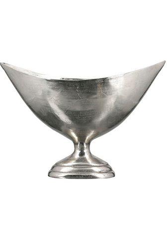 Casablanca by Gilde Dekoschale »Schale Trophy silberfarben...