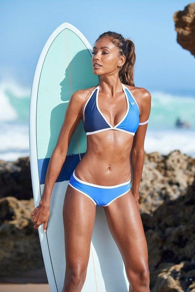 Bademode - Reebok Triangel Bikini im Colorblock Desgin ›  - Onlineshop OTTO