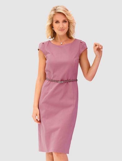 Paola Kleid mit abnehmbarem Gürtel