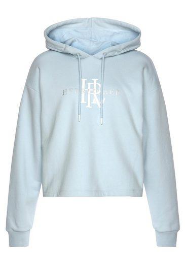 """Herrlicher Sweatshirt »HAVEN« mit Shiny """"Herrlicher"""" Hologramm- Druck"""