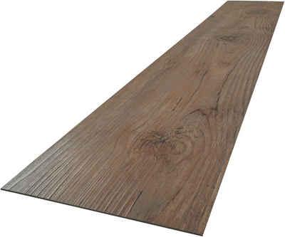 Vinylboden »PVC Planke«, 30 Stück, 4,18 m², selbstklebend
