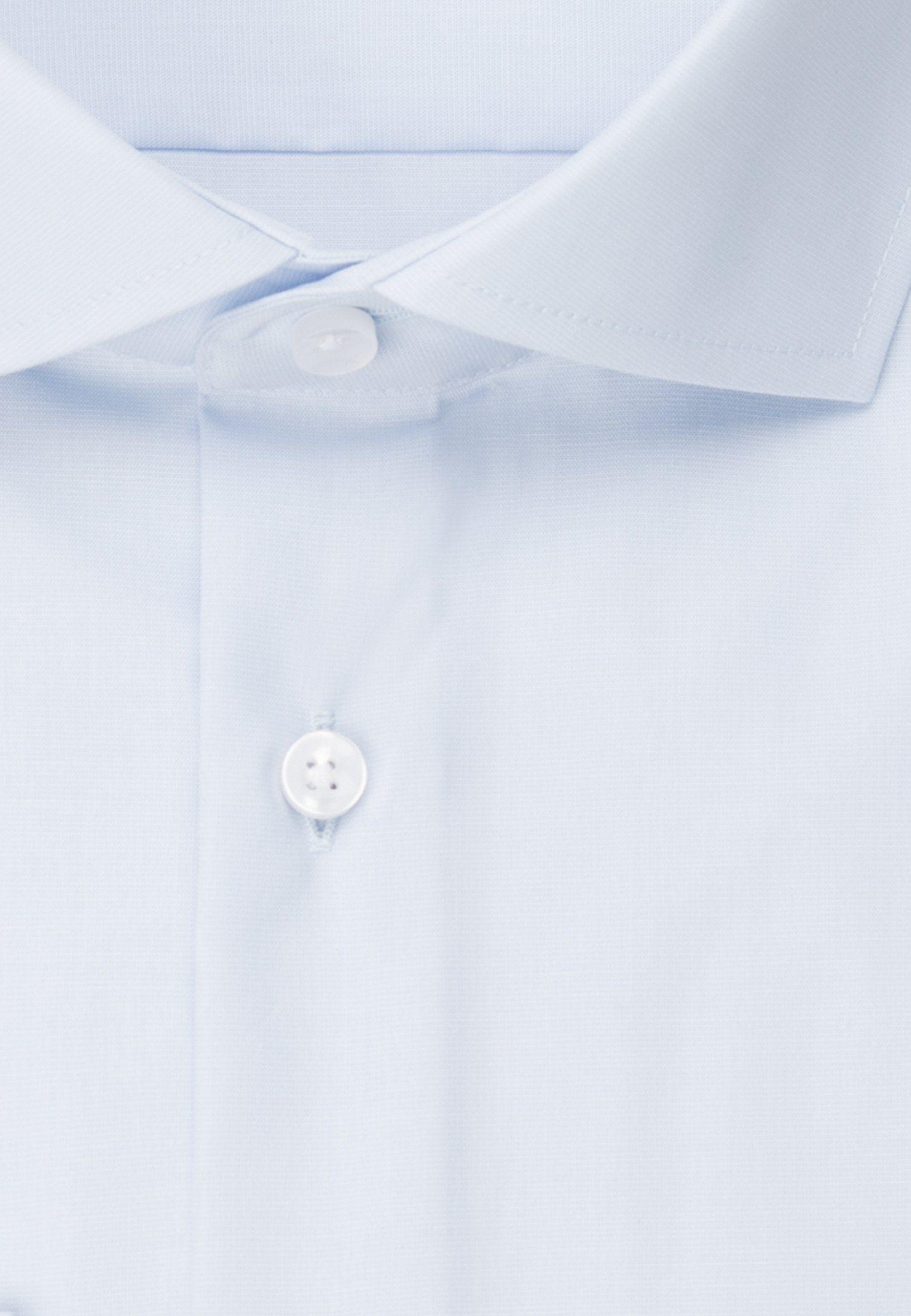 seidensticker Businesshemd »Slim« Slim Langarm Kentkragen Uni online kaufen