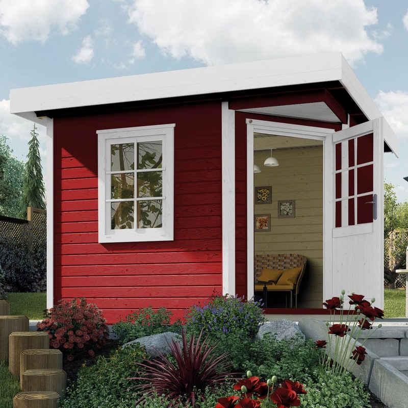 weka Gartenhaus »Stellan 2«, BxT: 338x338 cm