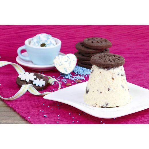 STÄDTER Backrahmen »Städter Dessertform Baba Form Edelstahl klein«, Edelstahl