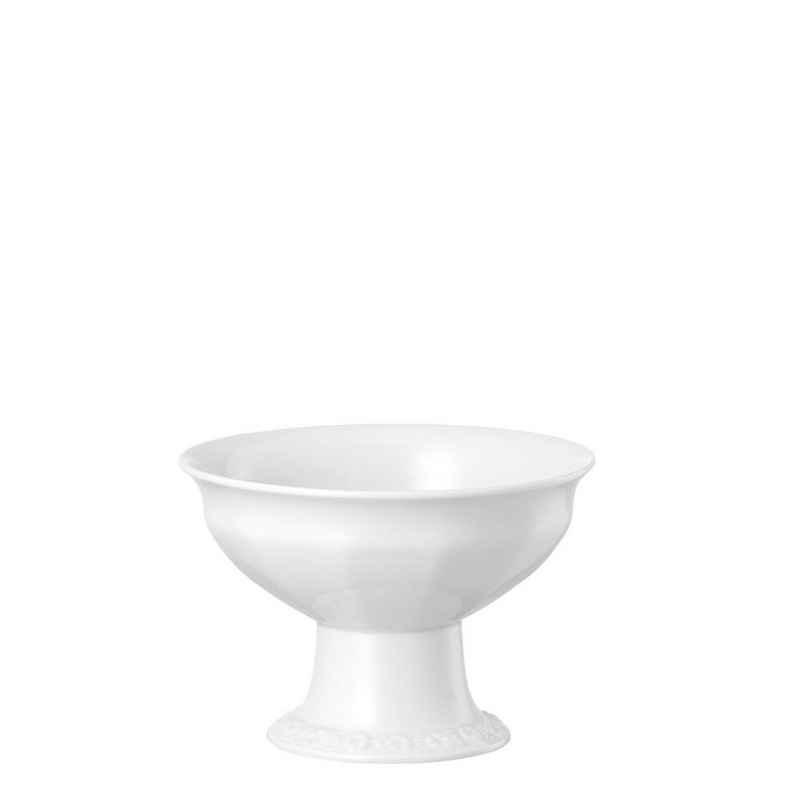 Rosenthal Gebäckschale »Maria Weiß Konfektschale auf Fuß 12,5 cm«, Porzellan, (1-tlg)