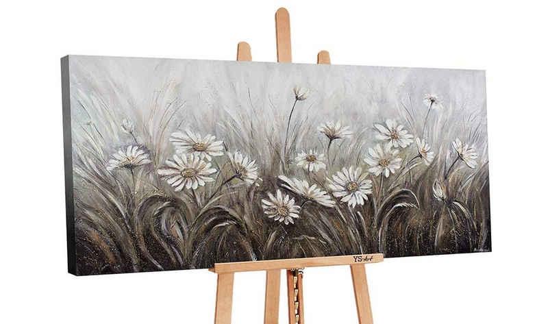 YS-Art Gemälde »Gänselblümchen PS057«