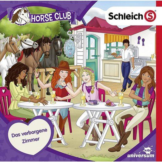 Universum Hörspiel »CD Schleich Horse Club 08 - Das verborgene Zimmer«