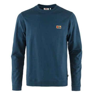 Fjällräven Kurzarmshirt »Herren Pullover Vardag Sweater«