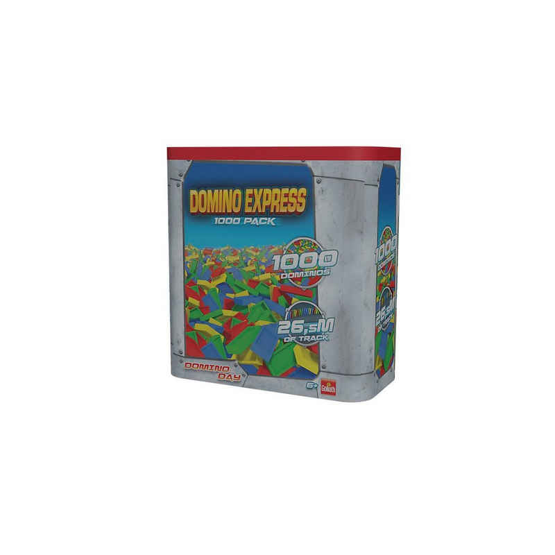 Goliath® Spiel, »Domino Express 1000 Pack«