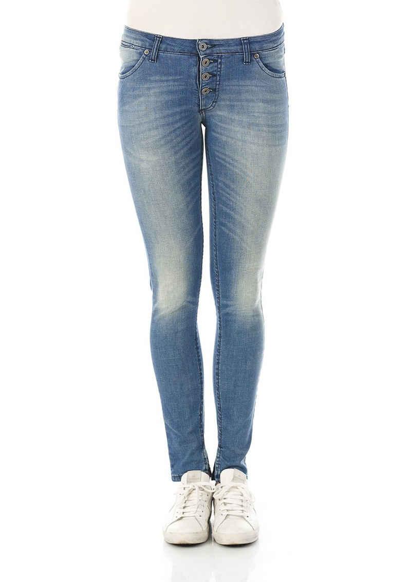 PLEASE Skinny-fit-Jeans »P90C - LAVPS480« Jeans mit Stretchanteil
