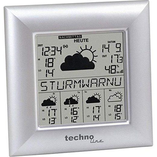 technoline »WD 9000 Wetterstation« Wetterstation