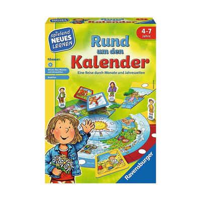 Ravensburger Lernspielzeug »Rund um den Kalender«