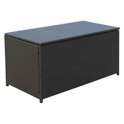 Outsunny Gartenbox »Polyrattan Auflagenbox«