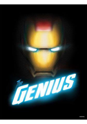 Komar Paveikslas »Avengers The Genius«