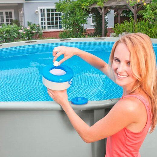 Intex Pool »INTEX 29041NP Dosier-Spender 17,8cm«