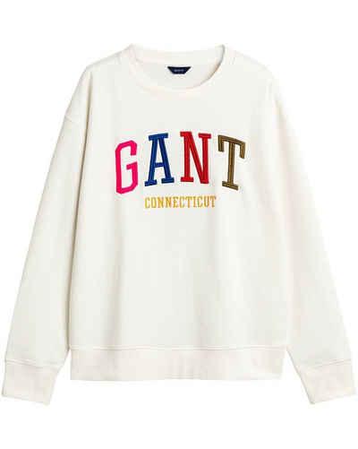 Gant Sweatshirt »Sweatshirt mit Logo«