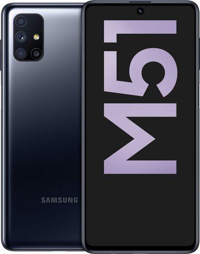 Samsung Galaxy M51 Smartphone (16,95 cm/6,7 Zoll, 128 GB Speicherplatz, 64 MP Kamera)