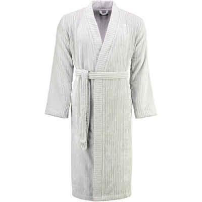 Unisex-Bademantel »Velour Stripe Kimono Velours«, Marc O'Polo Home