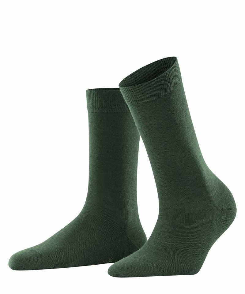 FALKE Socken »Softmerino« (1-Paar) mit Merinowolle