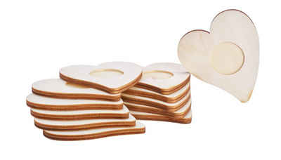 VBS Großhandelspackung Teelichthalter »Herz«, 12 Stück