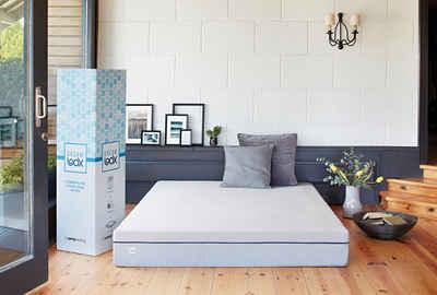 Taschenfederkernmatratze »Dream Box Roll PRO«, Yatas, 26 cm hoch, 416 Federn, 3 Härten System-Feder, unterstützt jede Körperform bis 120 kg - nur für kurze Zeit zum Aktionspreis!