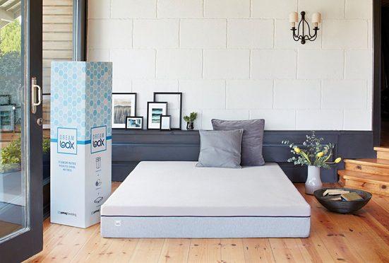 Taschenfederkernmatratze »Dream Box Roll PRO«, Yatas, 26 cm hoch, 416 Federn, 3 Härten System-Feder, unterstützt jede Körperform bis 120 kg