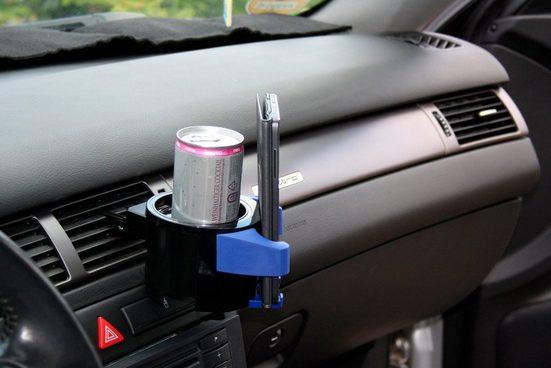 ROCCO Kombi-Halter »2-in-1 Armaturenhalterung«, für Getränke und Smartphone