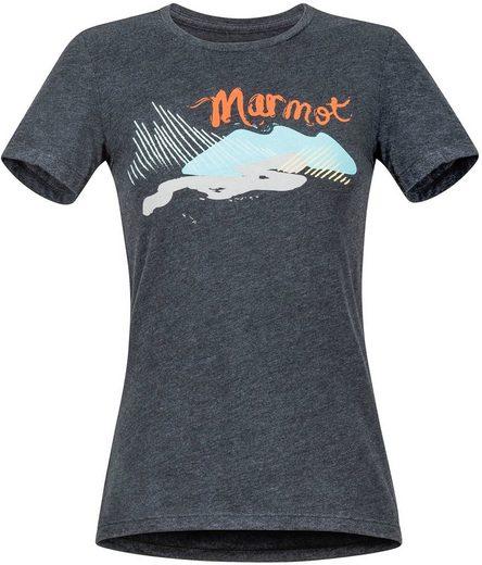 Marmot T-Shirt »Esterel T-Shirt Damen«