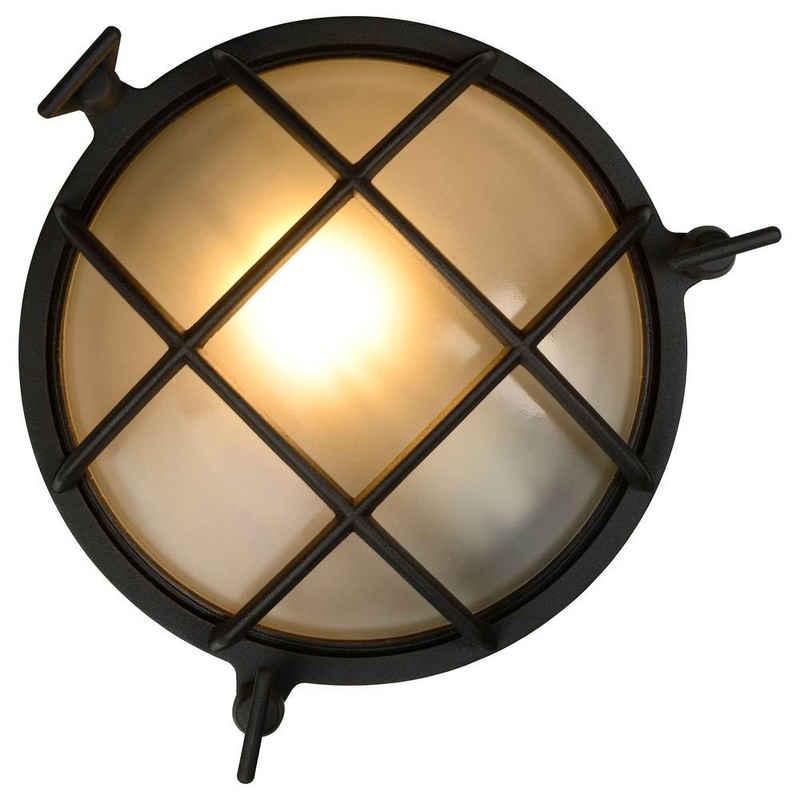 click-licht Deckenleuchte »Außenwandleuchte Dudley in Schwarz E27 IP65«, Aussenlampe, Aussenwandleuchte, Outdoor-Leuchte