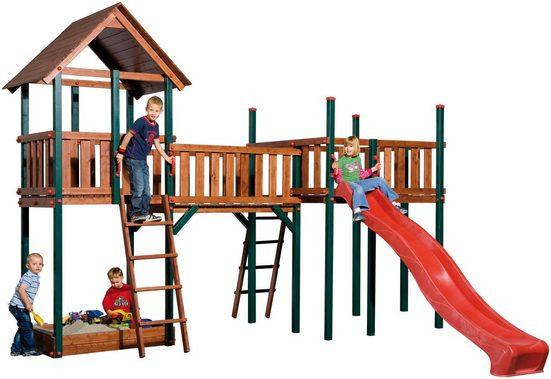 weka Spielturm »Tarpan«, BxTxH: 430x160x331 cm