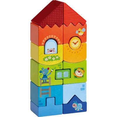 Haba Stapelspielzeug »HABA 303708 Stapelspiel Tier-Hochhaus«