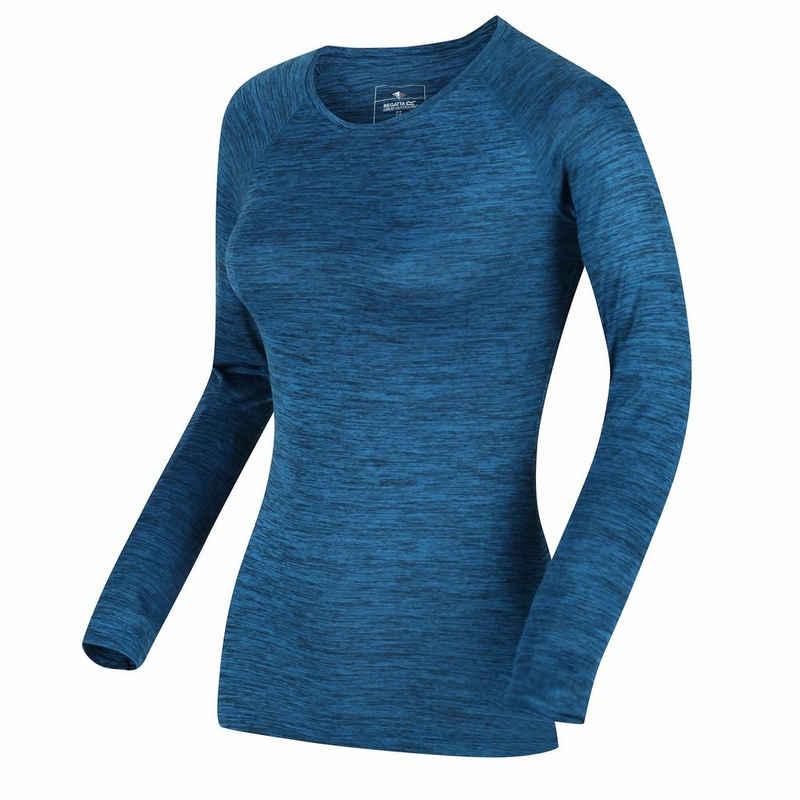 Regatta Langarmshirt »Womens Burlow« (1-tlg)