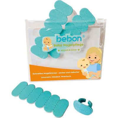 bebon Nagelschere »Nagelpflege Set, blau, 18-tlg.«