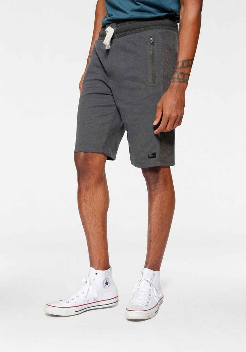 Ocean Sportswear Sweatshorts »Relax Fit« mit Reißverschlusstaschen
