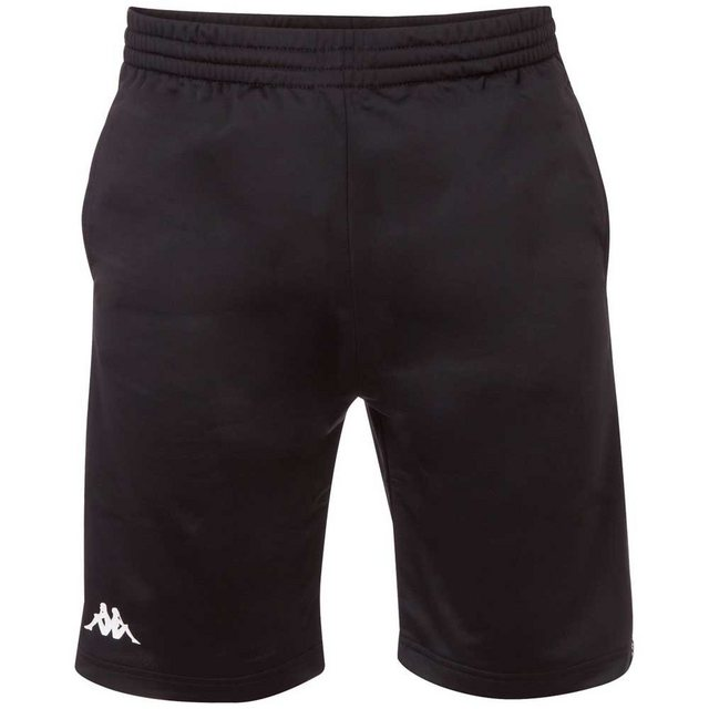 Kappa Trainingsshorts »AUTHENTIC FABRIZIUS« mit hochwertigem Jacquard Logoband am Bein | Bekleidung > Shorts & Bermudas | Kappa