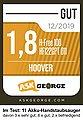Hoover Akku-Hand-und Stielstaubsauger H-Free 100 PETS, HF122GPT 011, beutellos, Bild 9