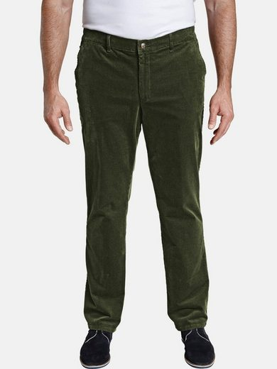 Charles Colby Cordhose »BARON CLYDE« aus Stretch-Cord