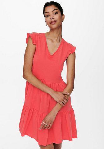 Only Mini ilgio suknelė »ONLMAY« su Volant